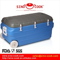 Marine 160L Cool Box Ice Chest Cooler Camping/Fishing