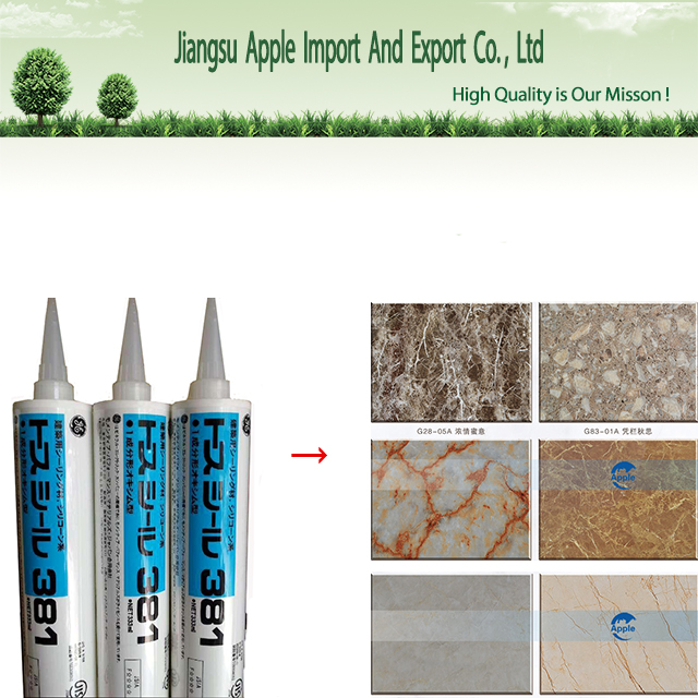 glue for PVC marble sheet and profile