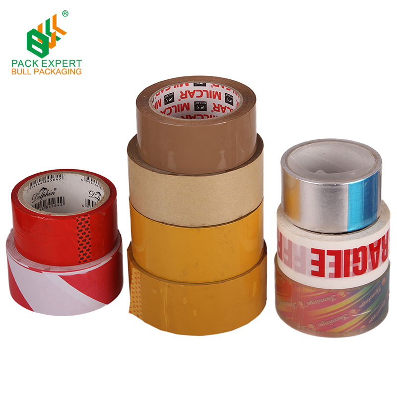 Where to buy printed tape bopp adhesive packing tape opp sealing tape