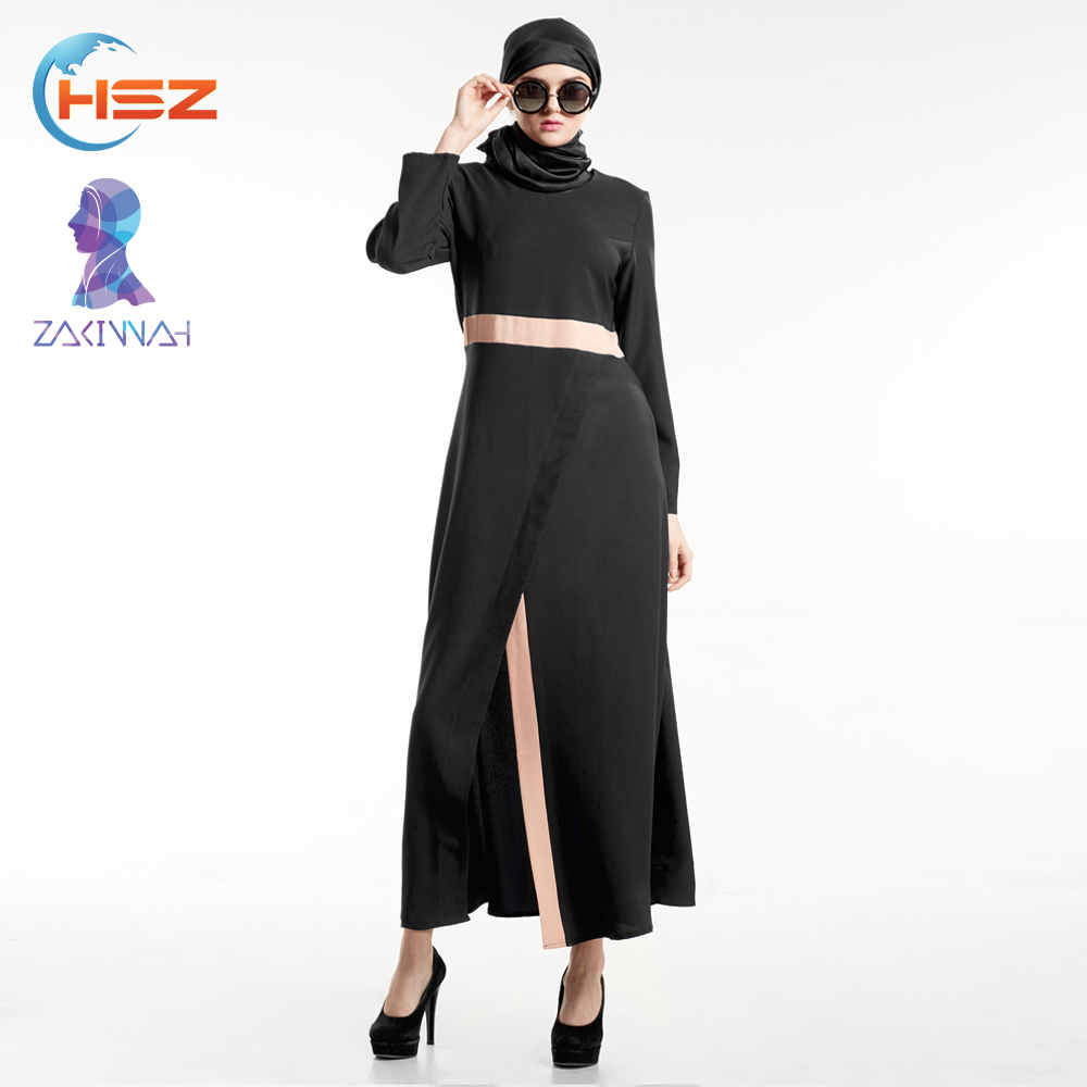 Zakiyyah E012 Modern Kebaya Dress Fashion Abaya Indonesia