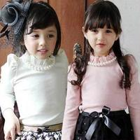 China Wholesale Kid Clothing Custom Puff Sleeve Girls Child Clothes