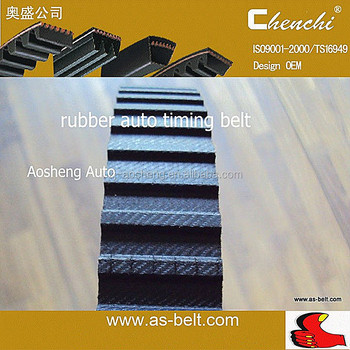 137ZBS23 Rubber Auto synchronous belt automotive transmission parts engine belt