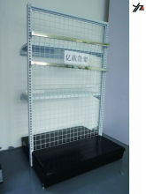 High Fashionable Display rock/network display rack/mesh rack