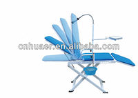 2014 with spittoon foldable dental chairs and units