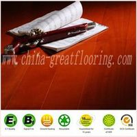 red high gloss laminate flooring good for residential environment