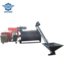 Variable speed mixing XF10 wall concrete foaming machine for construction
