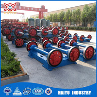 Manufacture precast concrete pole pile centrifugal spinning machine