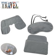 2018 Cost-effective 3-in-1 Promotion inflatable airline travel kit