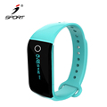 Touch screen ip67 waterproof smart watch step counter wristband