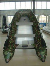 military PVC inflatable tour boats for sale