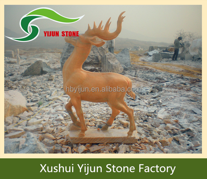 High Quality Garden Decorator Hand Carved Sculpture Marble Stone Statue