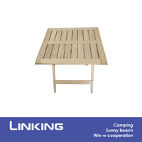 79x79 folding wooden table