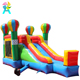 Balloon Type Cheap Inflatable Air Jumping Castle With Slide