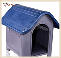 Pet Plastic House PP Plastic Cardboard Plastic Pet House for dog and cat