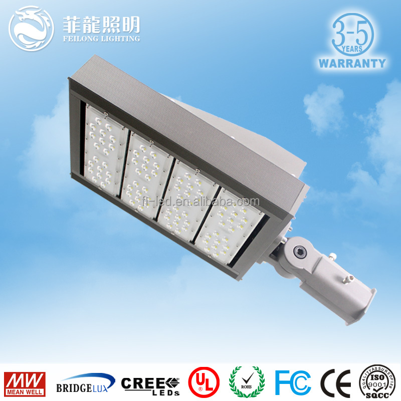 2015 new products new design outdoor/exterior lighting 120 Watt LED Street Lighting with led street light housing