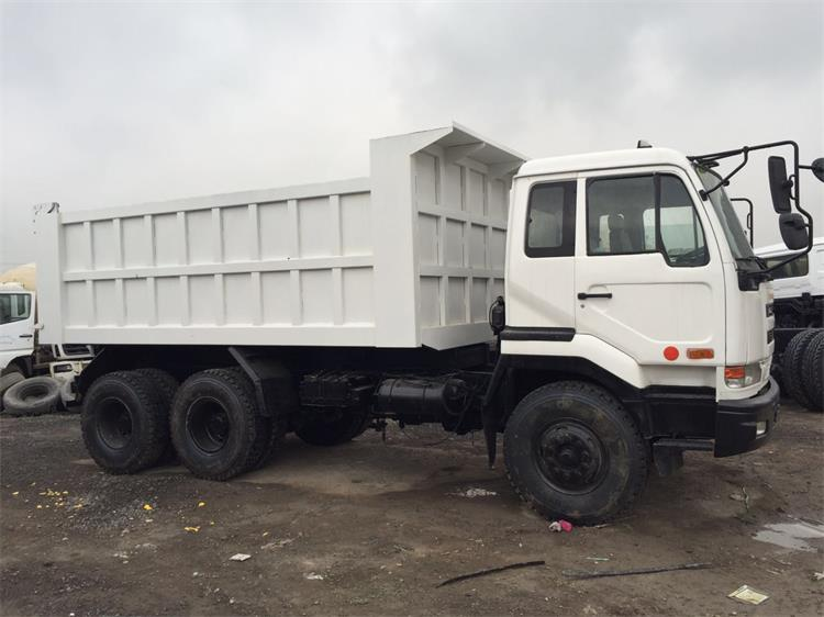 Good Condition Nissan UD 10 Tons Used Dump Truck Japan