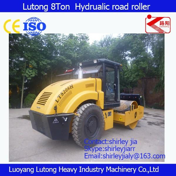 LTS208H 8-Ton Hydraulic single drive single drum vibratory roller