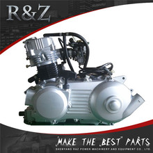 Professional single cylinder 4 stroke small engine for bike with balance shaft