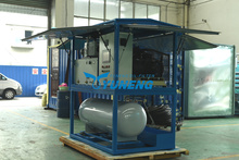 Circuit breaker SF6 gas vacuum recycling and refilling machine