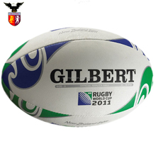 Dimpled super grip surface football Precision Training Rugby Ball