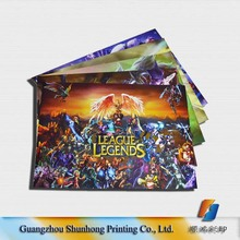custom cheap poster printing design manufacture in China