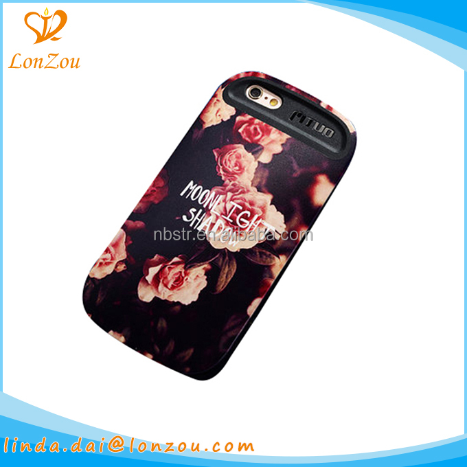 Cheap mobile phone cases beautiful flower design printable high quality smart custom phone cases