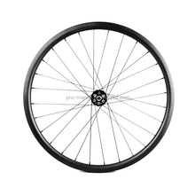High quality bicycle wheel T700 26er Clincher ERD 530mm width 25mm carbon mountain bike rim