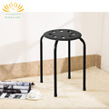 Simple design wholesale metal dining chair
