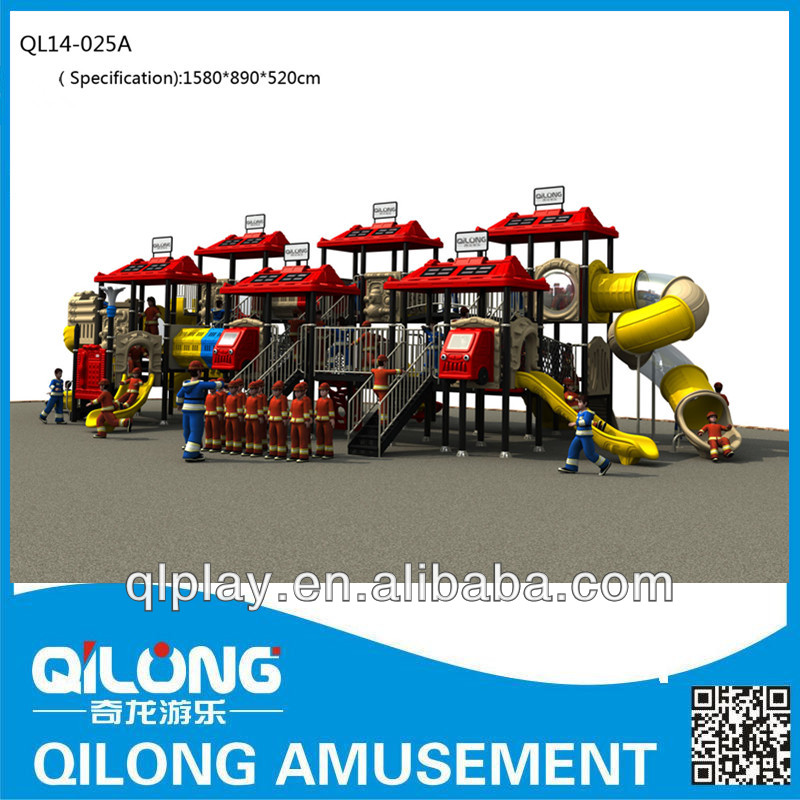 CE-certificate Popular Children Lovely Outdoor Playground