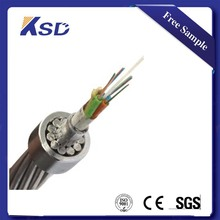 500KV High voltage overhead singlemode 24 core price opgw cable