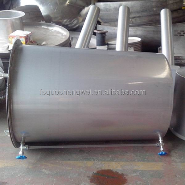 Stainless steel water heater inner tank
