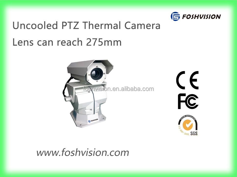 4km PTZ Security Thermal Imaging Camera