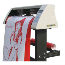 "24"" Vinyl Sign Cutter with Contour Cut Function, Cutting Plotter"