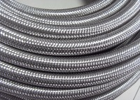 1/2 inch CE Certified Outer Braided Rubber Hose Flexible Stainless Steel Hose