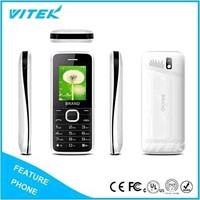 Mini 1.77 inch Cheapest Low End 3G Dual Sim Basic Bar Phone