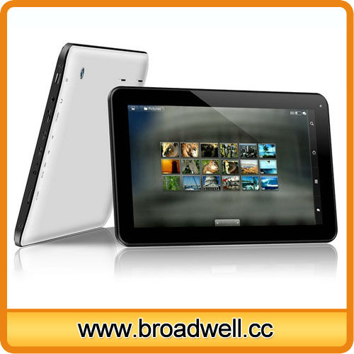 New 10 inch HD Screen Allwinner A20 Dual Core Android 4.2 China Cheap Tablets with HDMI