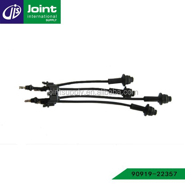 Car spare parts Spark Plug Wire Set Ignition Wire Set Ignition cable sets for Toyota 90919-22357
