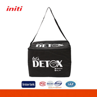 Portable Recycled Promotional Ice Bag Lunch Insulated Cooler Bag