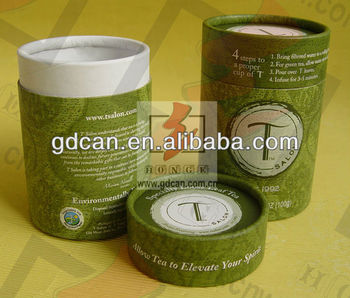 wholesale custom paper gift box tea box packaging