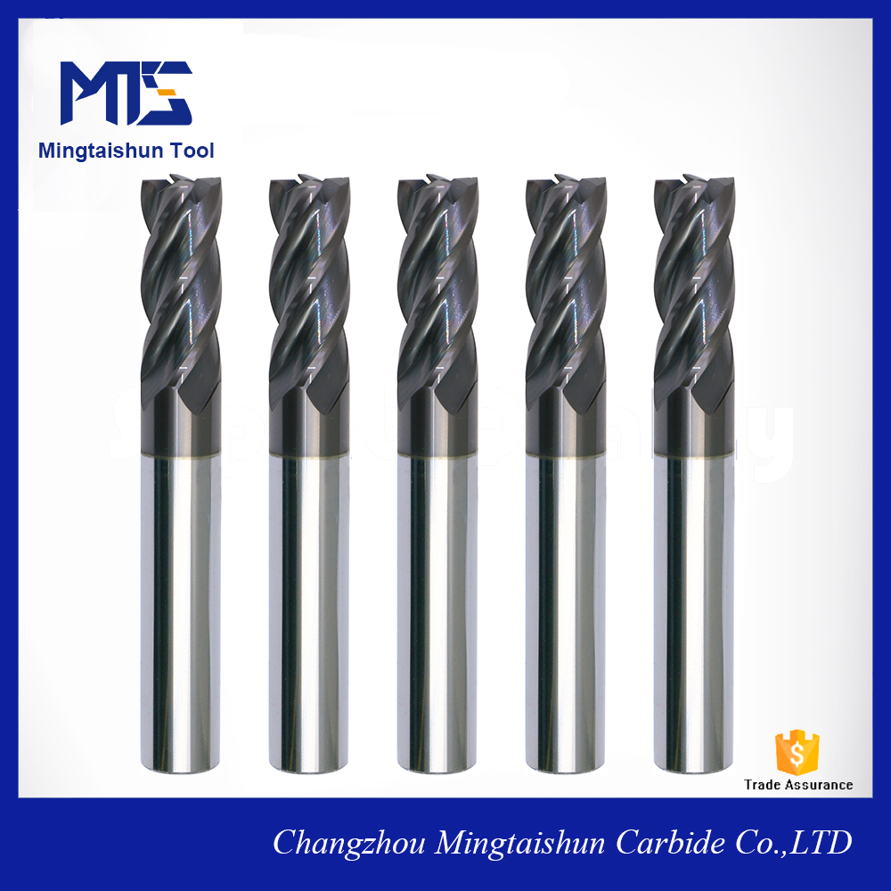 Aluminum Miling Bit/Tungsten Carbide End Mill Milling Tools