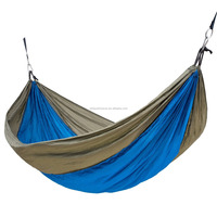 1000lbs Weight Capacity Ripstop Ultralight Parachute Nylon Hammock with Tree Straps and Carry Bag,1200lbs carabiner