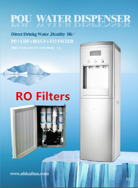 Hot & Cold standing RO water purifier /domestic ro systems/water cooler