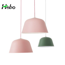 Colorful pendant light iron,pendant lighting contemporary,lustres modernes