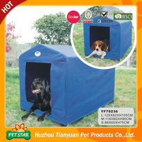 Promotion Portable Easy Assembly Waterproof Outdoor Pvc Dog House