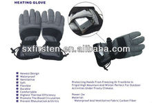Battery Operated Electric Heated Motorcycle Gloves