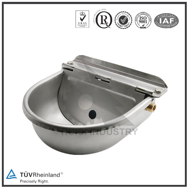 High quality SS304 used water trough for sale