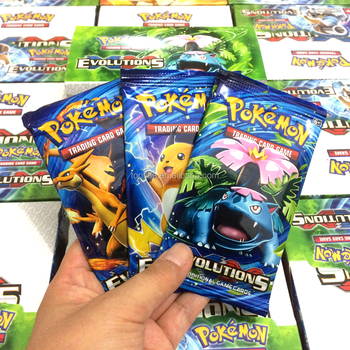 Pokemon Evolutions cards Booster Box