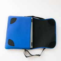 Neoprene Laptop Sleeve With Exterior Pockets