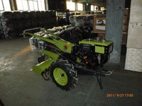 SHUHE Brand Walking Tractor with 8HP Diesel Engine