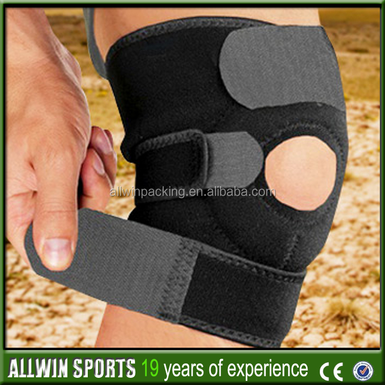 kn-603 Cool durable flexion and extension Knee and leg orthoses Post Operative ROM dial hinged Knee brace knee brace with hinge